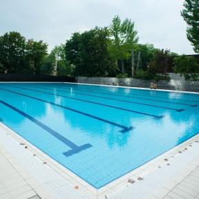 Épül a Nyéki Imre uszoda új medencéje