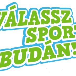 A Játszva, Sportolva Megelőzni Alapítvány is ott lesz a Válassz Sportot Újbudán rendezvényen!
